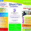 Film Festival Invitation front