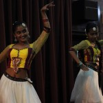 Dance Performance from Ranpokunagama, Gampaha  The performers are children of migrant mothers currently working abroad.